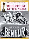 """Movie Posters:Academy Award Winners, Ben-Hur (MGM, 1960). Uncut Pressbook (38 Pages, 14"""" X 19.25"""")Academy Award Continuing Release Campaign.. ..."""