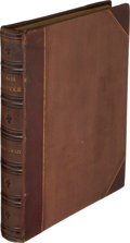 Books:Literature Pre-1900, Mark Twain. The Adventures of Tom Sawyer. Hartford, Conn.:The American Publishing Company, 1876. First edition,...