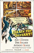 "Movie Posters:Adventure, Damn the Defiant! & Others Lot (Columbia, 1962). One Sheets(14) and International One Sheet (27"" X 41""), Trimmed One Sheet...(Total: 18 Items)"