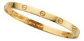 Estate Jewelry:Bracelets, Gold Bracelet, Aldo Cipullo for Cartier. ...