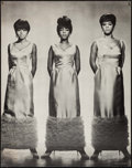 "Movie Posters:Musical, The Supremes (The Personality Posters, 1966). Personality Poster (29.25"" X 37). Musical.. ..."