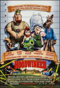 """Movie Posters:Animation, Hoodwinked! (Weinstein, 2005). Autographed One Sheet (27"""" X 40"""")DS. Animation.. ..."""