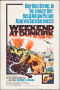 """Movie Posters:War, Weekend at Dunkirk & Others Lot (20th Century Fox, 1966).Posters (3) (40"""" X 60"""") & Poster (30"""" X 40""""). War.. ... (Total:4 Items)"""