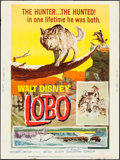 """Movie Posters:Adventure, The Legend of Lobo & Others Lot (Buena Vista, 1962). Posters(2) Identical (30"""" X 40"""") & Posters (4) (40"""" X 60"""").Adventure.... (Total: 6 Items)"""