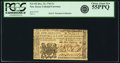 Colonial Notes:New Jersey, New Jersey December 31, 1763 1 Shilling Fr. NJ-152. PCGS ChoiceAbout New 55PPQ.. ...