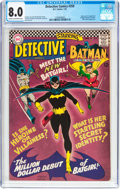 Silver Age (1956-1969):Superhero, Detective Comics #359 (DC, 1967) CGC VF 8.0 Cream to off-white pages....