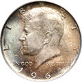 Kennedy Half Dollars, 1964 50C MS67 PCGS....