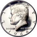 Proof Kennedy Half Dollars, 1964 50C PR69 Deep Cameo PCGS....