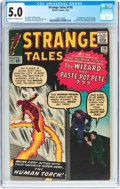 Silver Age (1956-1969):Superhero, Strange Tales #110 (Marvel, 1963) CGC VG/FN 5.0 Cream to off-white pages....