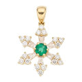 Estate Jewelry:Rings, Emerald, Diamond, Gold Pendant. . ...