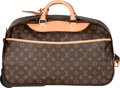 "Luxury Accessories:Travel/Trunks, Louis Vuitton Classic Monogram Canvas Alize Trolley Bag.Excellent Condition. 19"" Width x 11"" Height x 11.5""Depth. ..."
