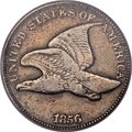 Proof Flying Eagle Cents, 1856 1C Snow-3 PR20 PCGS....