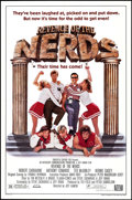 """Movie Posters:Comedy, Revenge of the Nerds (20th Century Fox, 1984). One Sheet (27"""" X 41""""), Mini Lobby Card Set of 8 (8"""" X 10""""), & Photos (12) (8""""... (Total: 21 Items)"""