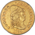1799 $10 Small Obverse Stars, BD-7, R.3 -- Improperly Cleaned -- NGC Details. AU....(PCGS# 45730)
