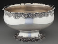Silver Holloware, American:Bowls, A Whiting Mfg. Co. Silver Center Bowl, New York, New York, circa1910. Marks: (W-griffin), STERLING, 5730. 5-1/4 inches ...