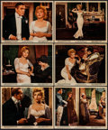 """Movie Posters:Romance, The Prince and the Showgirl (Warner Brothers, 1957). Color Photo Set of 12 (8"""" X 10""""). Romance.. ... (Total: 12 Items)"""