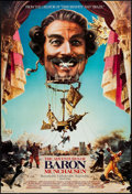 """Movie Posters:Adventure, The Adventures of Baron Munchausen & Other Lot (Columbia,1988). One Sheets (2) (27"""" X 40"""" & 27"""" X 41""""). Adventure.. ...(Total: 2 Items)"""