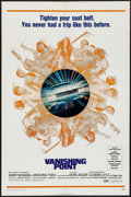 "Movie Posters:Action, Vanishing Point (20th Century Fox, 1971). One Sheets (2) Identical (27"" X 41""). Action.. ... (Total: 2 Items)"