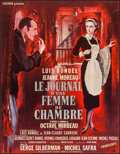 """Movie Posters:Foreign, Diary of a Chambermaid (Cocinor, 1964). French Affiche (23.5"""" X 29""""). Foreign.. ..."""