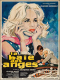 "Movie Posters:Foreign, Bay of Angels (Consortium Pathé, 1963). French Grande (47"" X 63""). Foreign.. ..."