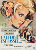 """Movie Posters:Foreign, Nothing Ever Happens (Cocinor, 1965). French Grande (45"""" X 61.75""""). Foreign.. ..."""
