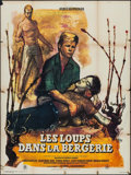 """Movie Posters:Foreign, The Wolves in the Sheepfold (Disci Film, 1960). French Grande (47"""" X 63""""). Foreign.. ..."""