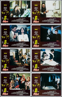 """The Sentinel & Other Lot (Universal, 1977). Lobby Card Set of 8 & Lobby Card Set of 4 (11"""" X 14""""). Hor..."""