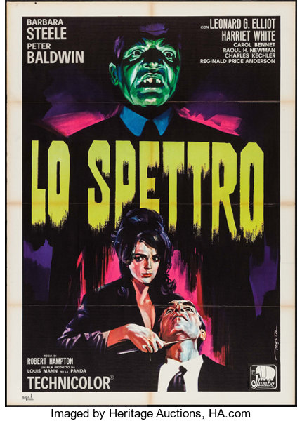 The Ghost (Jumbo, 1963)  Italian 2 - Fogli (39