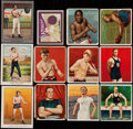 Boxing Cards:General, 1910-12 T51 Murad, Hassan & Mecca Collection (127)....
