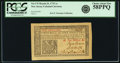 Colonial Notes:New Jersey, New Jersey March 25, 1776 1 Shilling Fr. NJ-175. PCGS Choice AboutNew 58PPQ.. ...