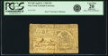Colonial Notes:New York, Colony of New York April 21, 1760 10 Pounds Fr. NY-160. PCGS VeryFine 20 Apparent.. ...