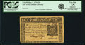 Colonial Notes:New York, New York March 5, 1776 $10 Fr. NY-195. Very Fine 35 Apparent.. ...