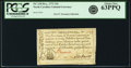 Colonial Notes:North Carolina, North Carolina December, 1771 10 Shillings Ship Fr. NC-138. PCGSChoice New 63PPQ.. ...