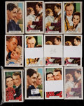 "Non-Sport Cards:Sets, 1935 Gallaher ""Film Partners"" Complete Set Collection (12). ..."