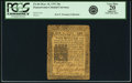 Colonial Notes:Pennsylvania, Pennsylvania March 10, 1757 20 Shillings Fr. PA-84. PCGS Very Fine20 Apparent.. ...