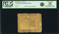 Colonial Notes:Pennsylvania, Pennsylvania July 1, 1757 5 Shillings Fr. PA-85. PCGS Very Good 10Apparent.. ...