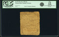 Colonial Notes:Pennsylvania, Pennsylvania May 20, 1758 15 Shillings Fr. PA-95. PCGS Fine 12Apparent.. ...