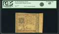 Colonial Notes:Pennsylvania, Pennsylvania March 20, 1773 4 Shillings Fr. PA-159. PCGS ExtremelyFine 45.. ...