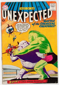 Silver Age (1956-1969):Horror, Tales of the Unexpected #40 (DC, 1959) Condition: VG....