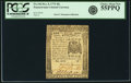Colonial Notes:Pennsylvania, Pennsylvania December 8, 1775 40 Shillings Fr. PA-196. PCGS ChoiceAbout New 55PPQ.. ...