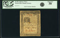 Colonial Notes:Pennsylvania, Pennsylvania April 25, 1776 1 Shilling Fr. PA-201. PCGS About New50.. ...