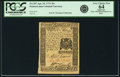 Colonial Notes:Pennsylvania, Pennsylvania April 25, 1776 30 Shillings Fr. PA-207. PCGS VeryChoice New 64 Apparent.. ...