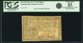 Colonial Notes:Pennsylvania, Pennsylvania April 10, 1777 20 Shillings Black Fr. PA-222a. PCGSChoice New 63 Apparent.. ...