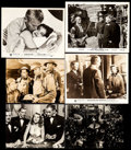 """Movie Posters:Miscellaneous, Hollywood Photo Lot (1940s-1970s). Photos (400+) (approx. 8"""" X 10""""). Miscellaneous.. ... (Total: 400 Items)"""