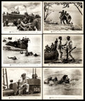 """Movie Posters:War, PT 109 (Warner Brothers, 1963). Photos (92) (approx. 8"""" X 10"""").War.. ... (Total: 92 Items)"""