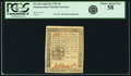 Colonial Notes:Pennsylvania, Pennsylvania April 20, 1781 9 Pence Fr. PA-243. PCGS Choice AboutNew 58.. ...