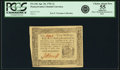 Colonial Notes:Pennsylvania, Pennsylvania April 20, 1781 2 Shillings Fr. PA-246. PCGS ChoiceAbout New 55 Apparent.. ...