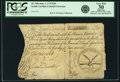 Colonial Notes:South Carolina, South Carolina June 1, 1775 20 Pounds Fr. SC-100. PCGS Very Fine 30Apparent.. ...