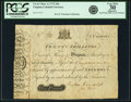 Colonial Notes:Virginia, Virginia March 4, 1773 20 Shillings Ashby Note Fr. VA-67. PCGS VeryFine 30 Apparent.. ...
