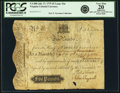 Colonial Notes:Virginia, Virginia July 17, 1775 5 Pounds Ashby Note Fr. VA-80b. PCGS VeryFine 20 Apparent.. ...